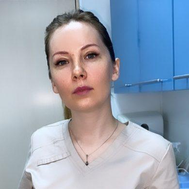Дедова Елена Евгеньевна