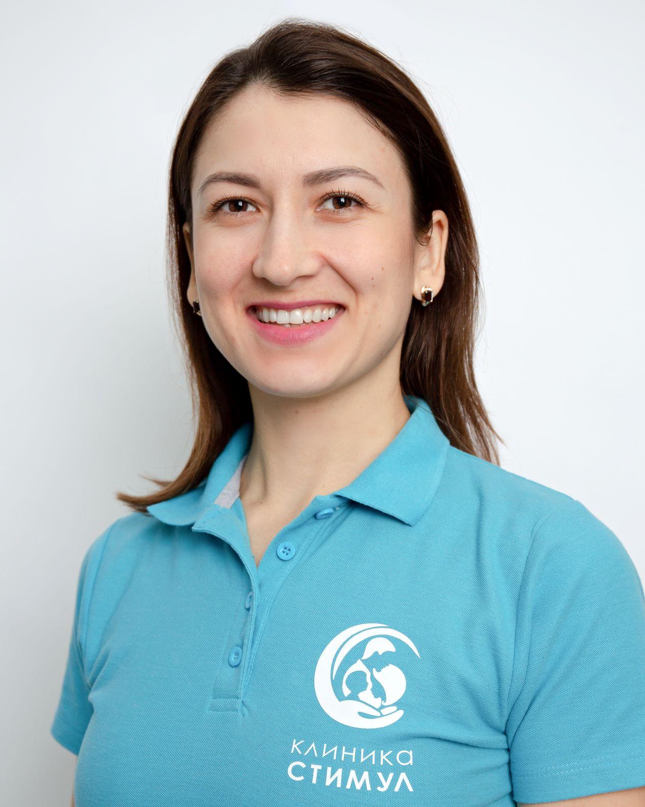 Морозова Ксения Николаевна